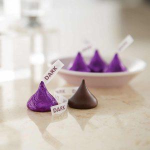 Hershey-kisses-tím-hơi đắng-3-socolamy.com