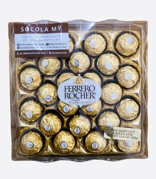 Socola Ferrero Rocher 24 VIÊN 5 socolamy.com