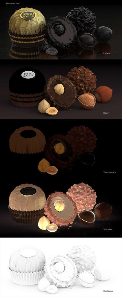 Socola Ferrero Rocher 24 vien 5 socolamy.com